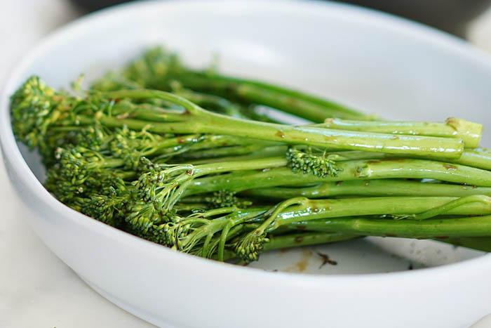 broccolini for guinea pigs